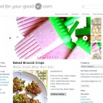 FoodForYourGood.com - Healthy Food Now
