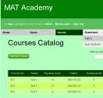 MAT Academy Online