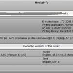 mediainfo GUI on Linux