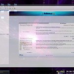 Netbeans PHP IDE running on Fedora 12